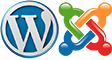 Optimised Joomla & Wordpress Hosting